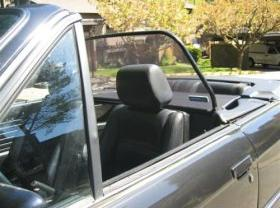 BMW E30 serie 3 1987-1992 Screen deflector